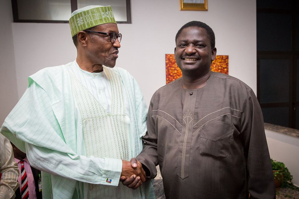 Jubril al Sudan: Femi Adesina reacts to claim of President Buhari ?being cloned? in 2017 as he celebrates his 78th birthday
