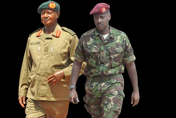 Uganda?s President Museveni reappoints his eldest son as Head of Special Forces ahead of presidential election?