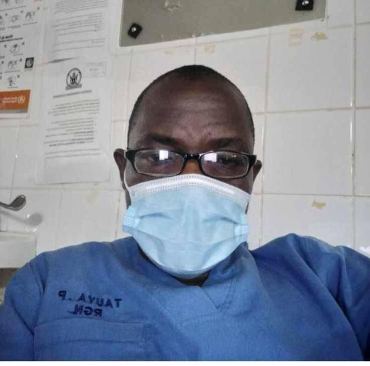 Nurse dies from Coronavirus barely 6 months after his graduation