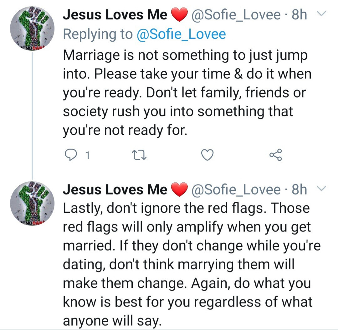 """Came into this year a fianc?e, leaving a single woman"" Former bride-to-be warns women not to ignore red flags even when engaged"