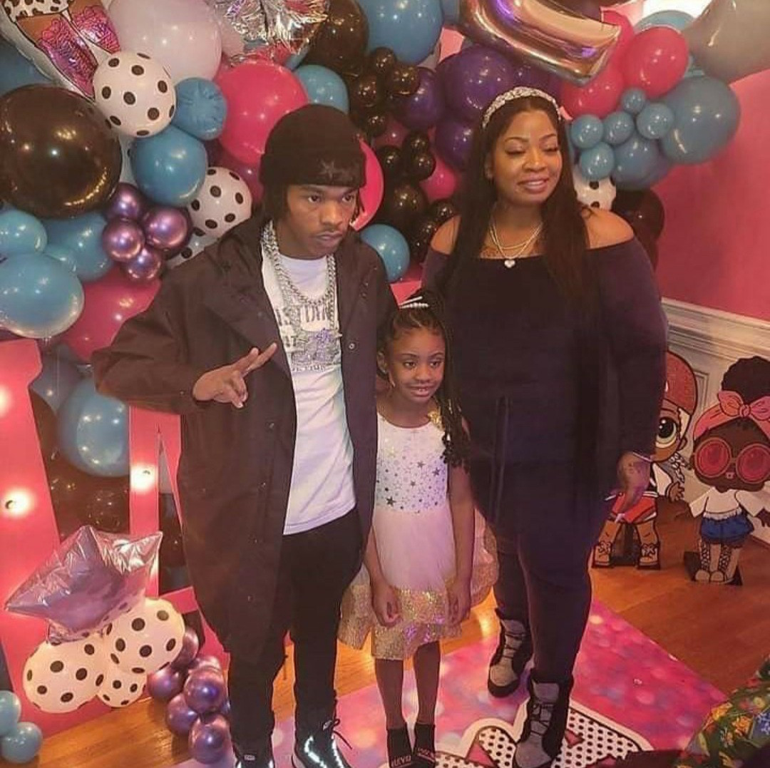 Rapper Lil Baby throws lavish birthday party for George Floyd