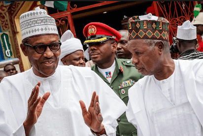 Governor Masari declines to comment on why President Buhari is yet to visit Kankara after abduction of schoolboys (video)