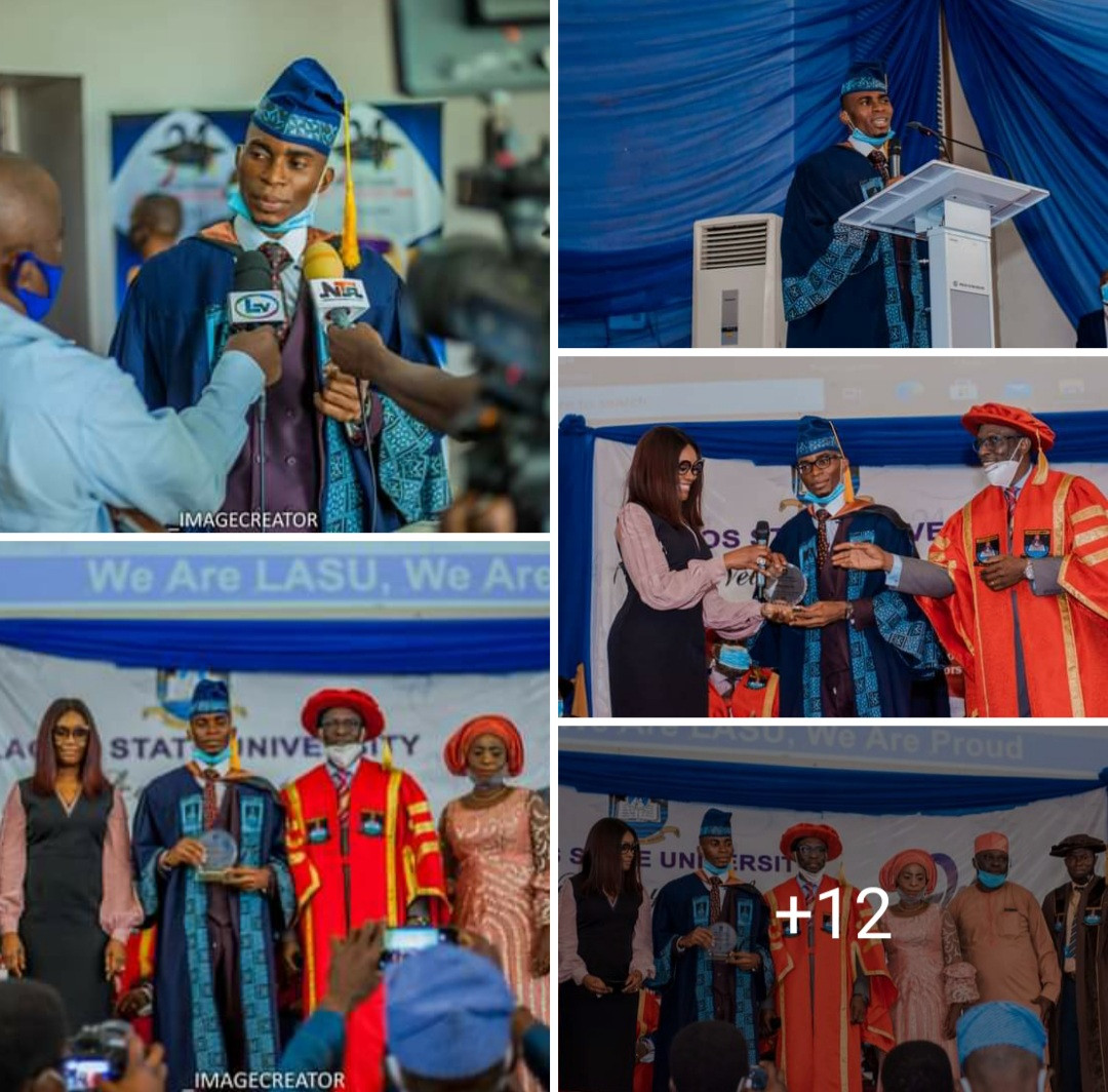 Jide Sanwo-olu announces a reward of 5 million Naira cash and scholarship to the best graduating LASU student and the best Masters student