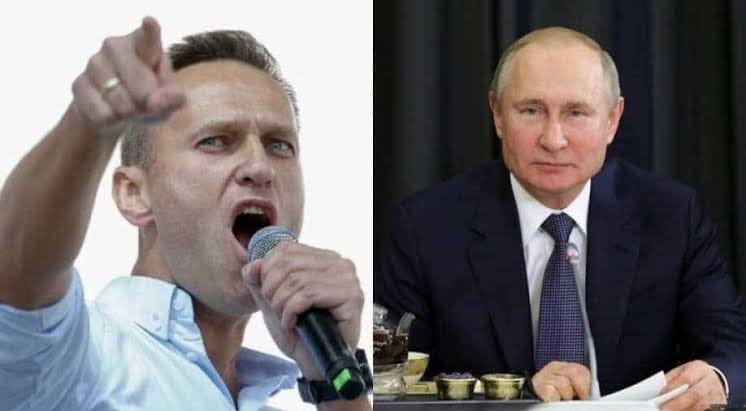 Vladimir Putin boasts that if Russia wanted to kill opposition leader Alexey Navalny, it would have