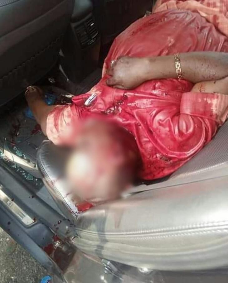 Gunmen assassinate man in Port Harcourt (graphic photo)