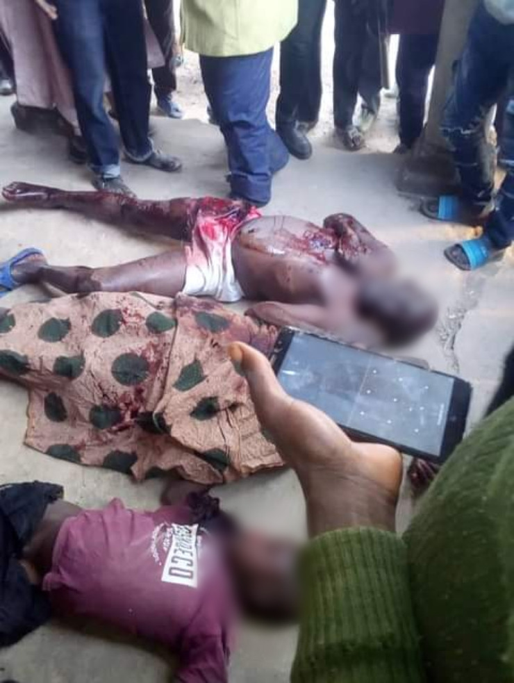 Gunmen attack Southern Kaduna community, kill five members of a family, two others