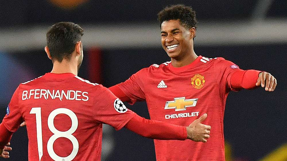 Marcus Rashford to sign new ?300k a week Manchester United deal