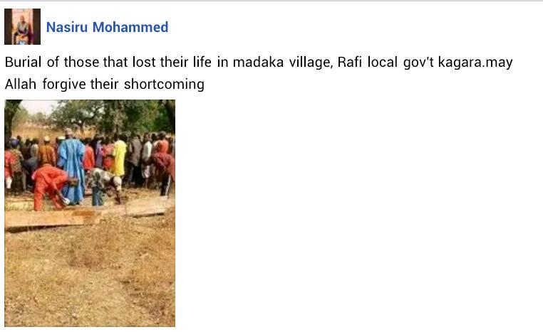 Bandits kill vigilante leader and his son, abduct village head in Niger state