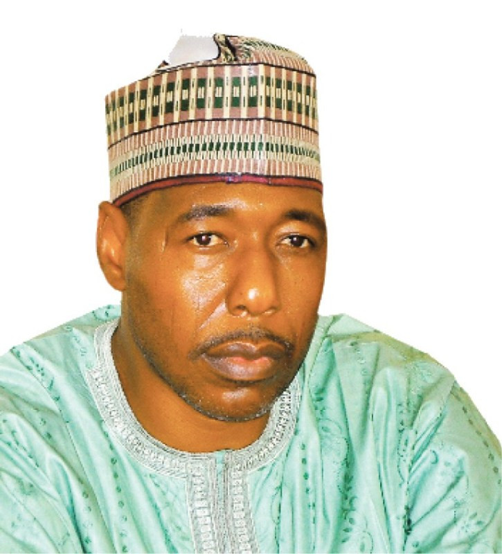 Nigerian Army has failed Borno residents ? Zulum slams military over fresh abductions