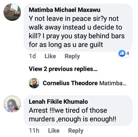 """Enough is enough!"" - South Africans demand death sentence for man who stabbed his 7- month pregnant girlfriend to death"