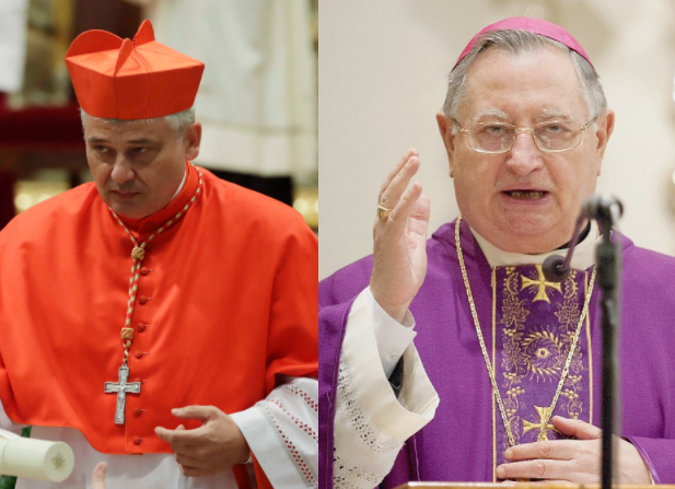 Two cardinals close to Pope Francis test positive for Covid-19?