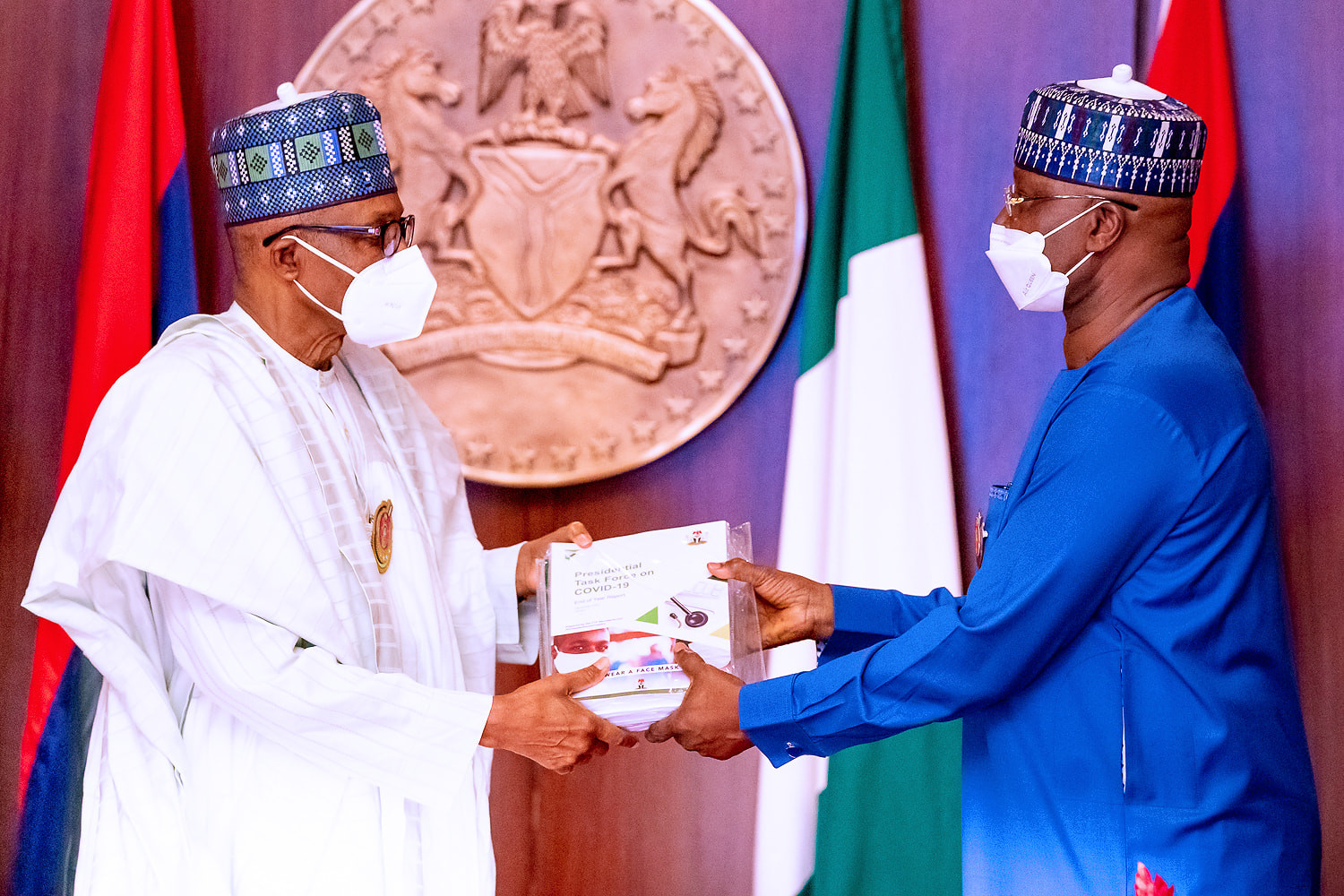 President Buhari extends tenure of Presidential Task Force on COVID19 to March 2021