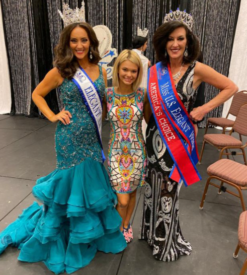 Grandma beats younger contestants to win beauty pageant title at 60
