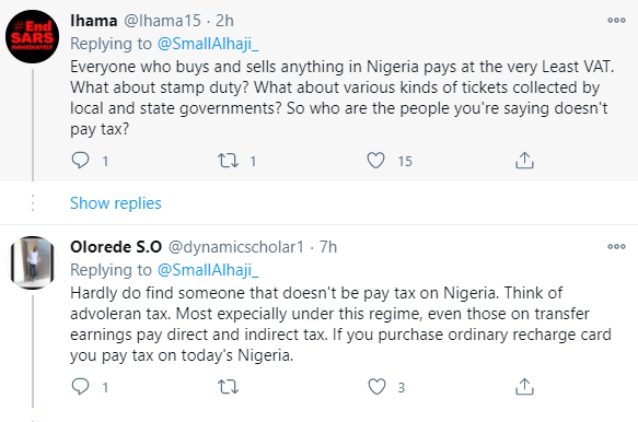 House of Rep. member slams Nigerians who want the country to be like the UK despite not paying tax