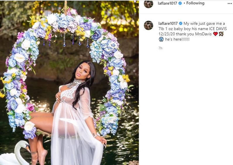 Rapper Gucci Mane and Keyshia Ka