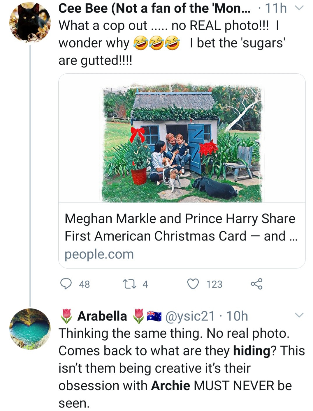 Meghan Markle and Prince Harry accused of
