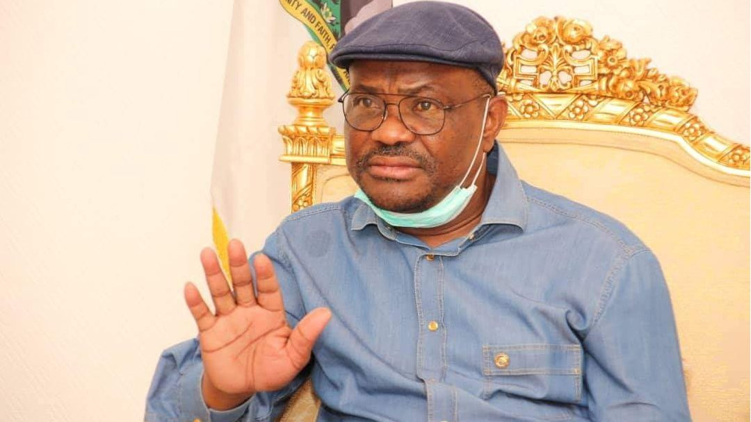 The fate of Nigeria solely depends on the Peoples Democratic Party-  Rivers state governor, Nyesom Wike says (video)