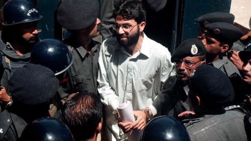 Pakistan court orders release of militant man accused of murdering US journalist 18 years ago