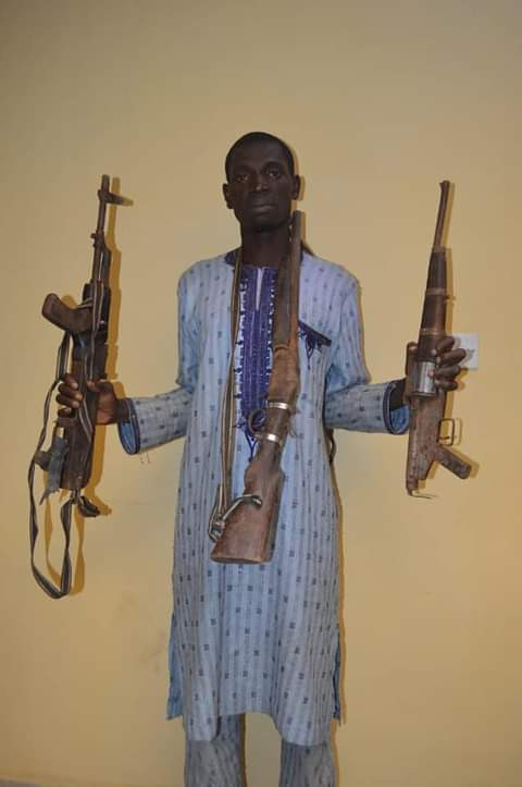 Kano Police arrest armourer of kidnap syndicate that abducted German national and killed police sergeant