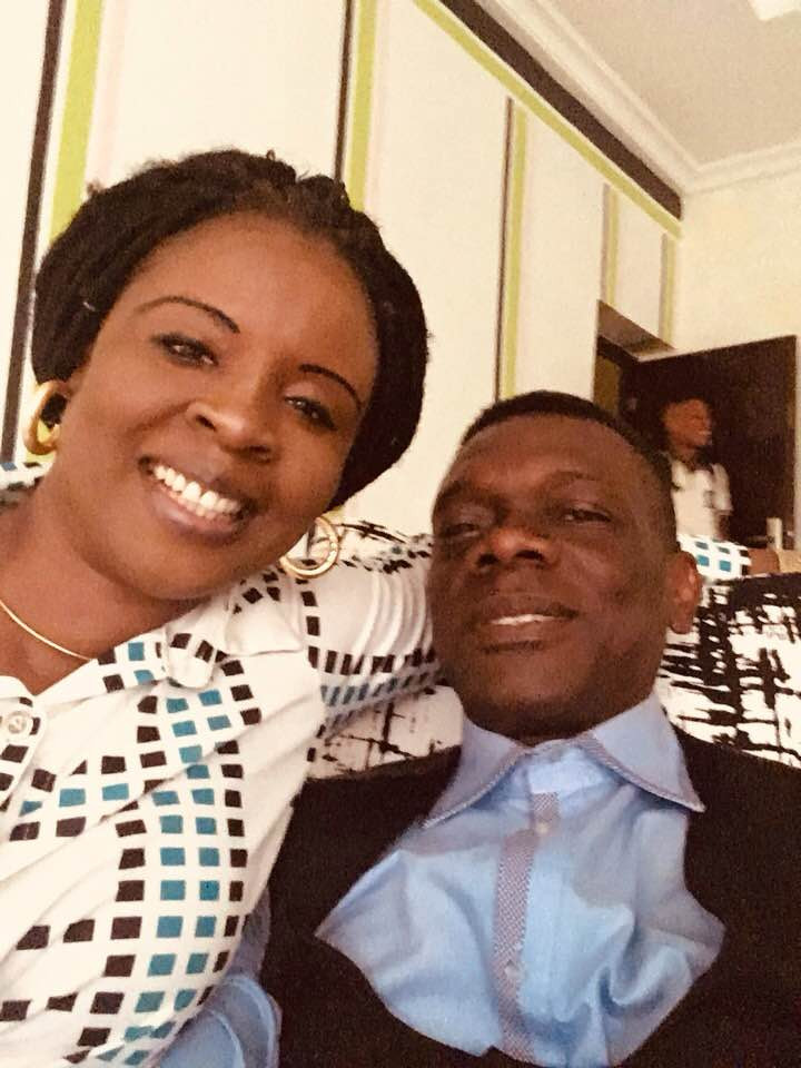 Nigerian couple welcome twins after 27 years of marriage