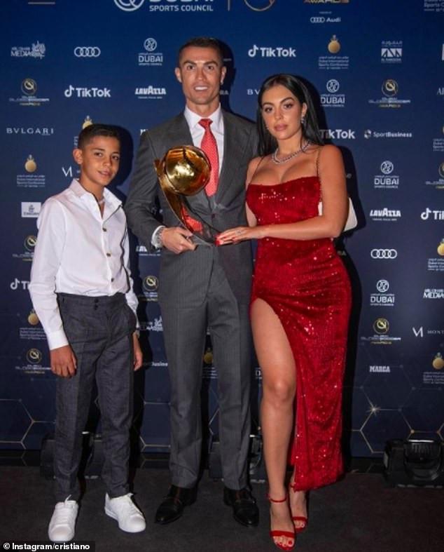 Cristiano Ronaldo insists he won