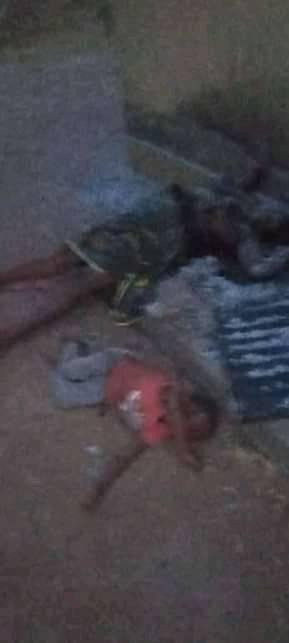 Gunmen kill mother and child in Benue