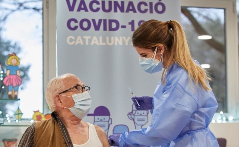 Coronavirus: Spain to keep registry of those who refuse Covid-19 vaccine and share the registry with other EU nations