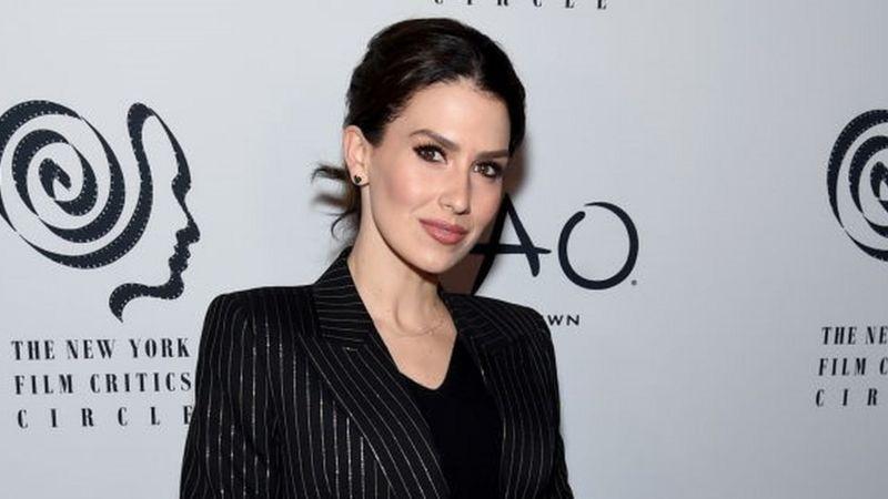 Hilaria Baldwin denies faking Spanish heritage and accent