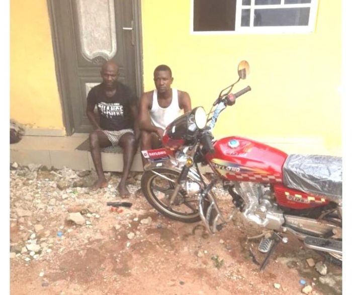 Brave female POS operator disarms two armed robbers in Edo