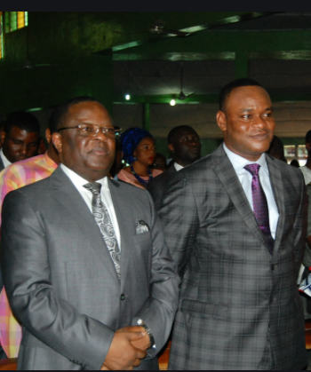 You must contest in 2023 presidential election - Ebonyi Deputy Governor tells Governor Umahi