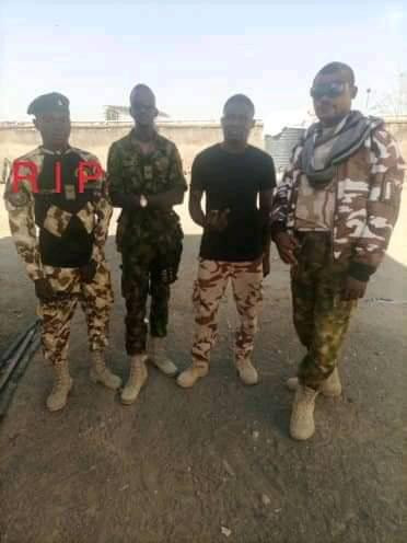 Three soldiers killed, many injured in Borno as Military convoy hits landmines planted by Boko Haram terrorists