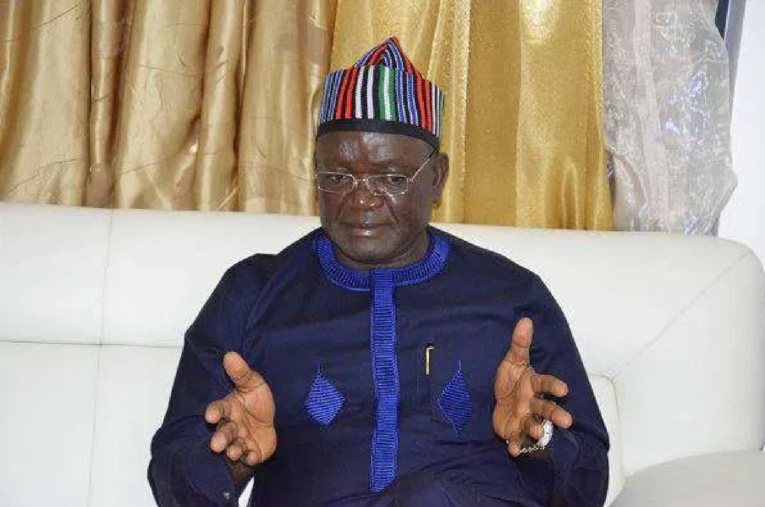 Bishop Kukah is not the first to suggest that the President should be the father of all and not of only a section of the country - Ortom