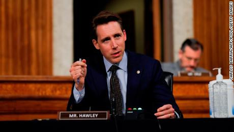 New twist as Republican senator announces he