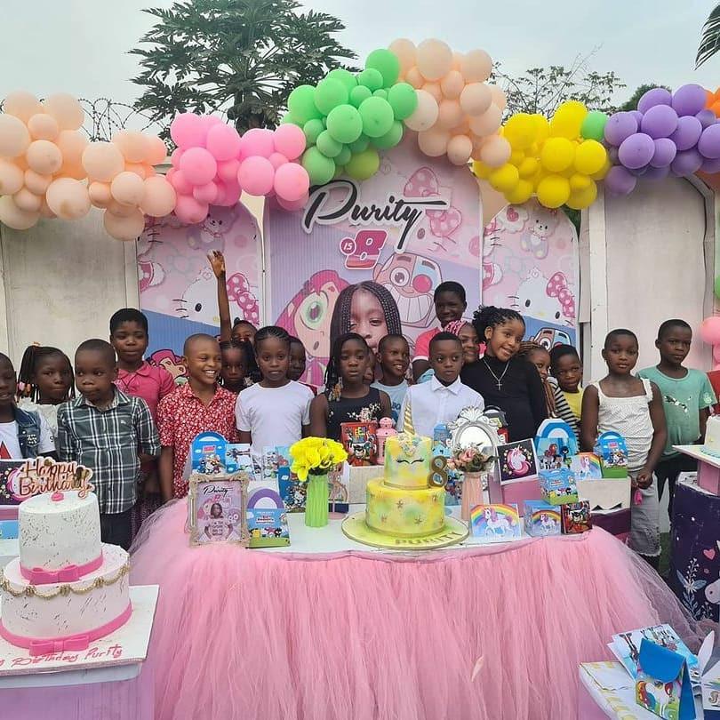 Photos from Mercy Johnson-Okojie