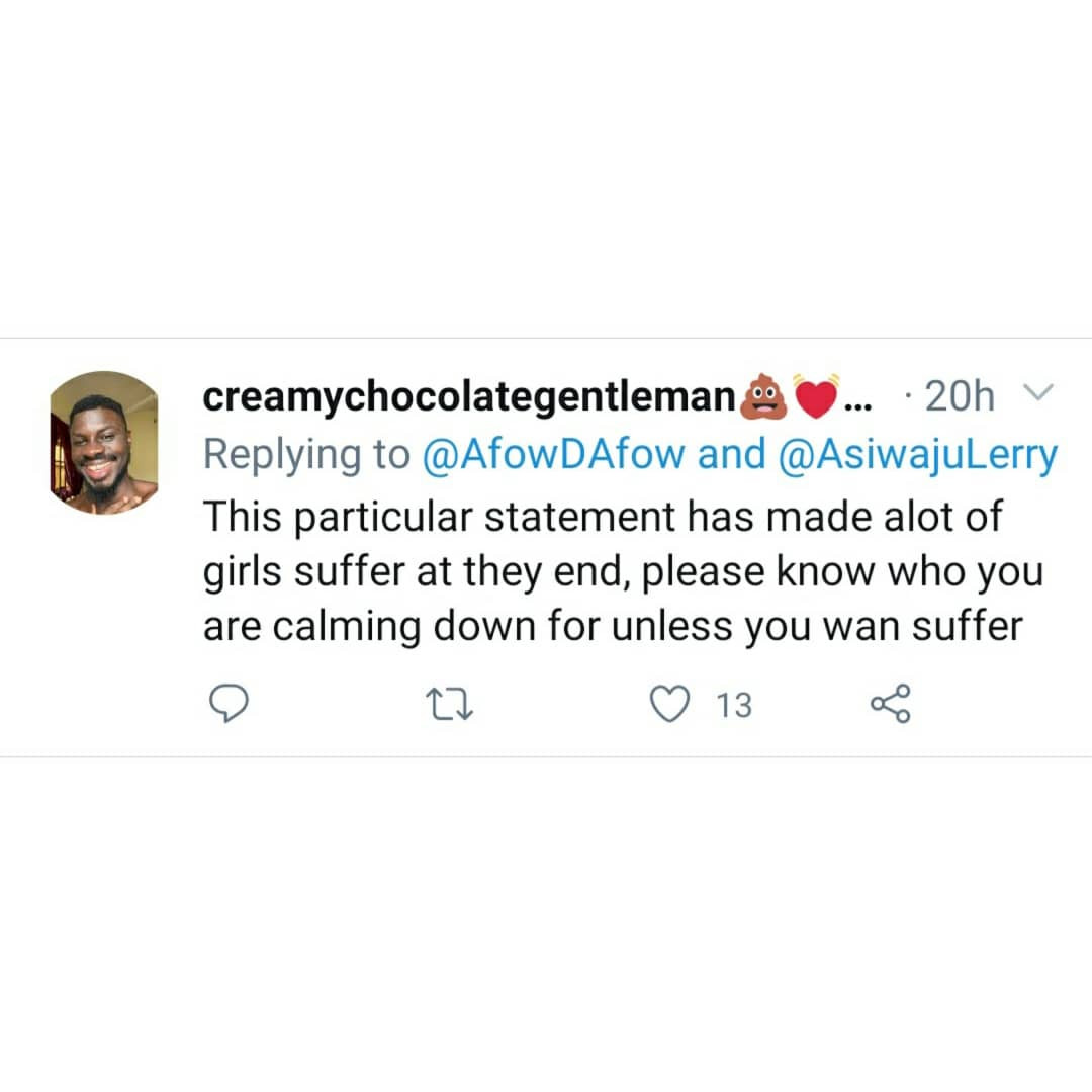 ?Babe wey calm down must enjoy las las?- Nigerians react to viral video of couple who didn
