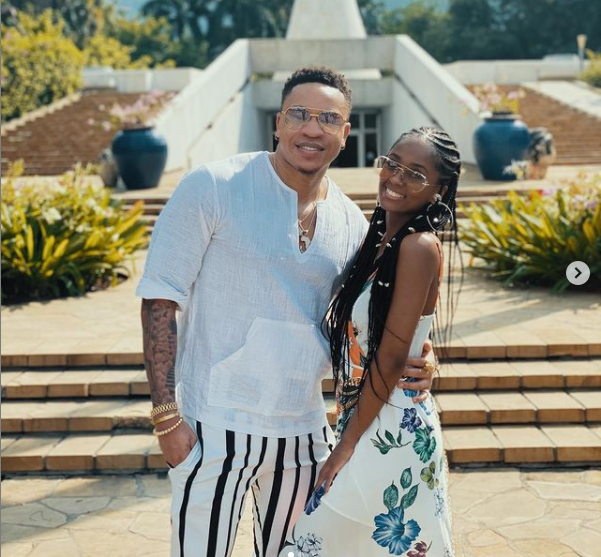 Power star, Rotimi and his girlfriend, singer Vanessa Mdee are engaged (video)