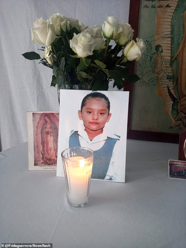 7-year-old girl dies after suffering horrific injuries from