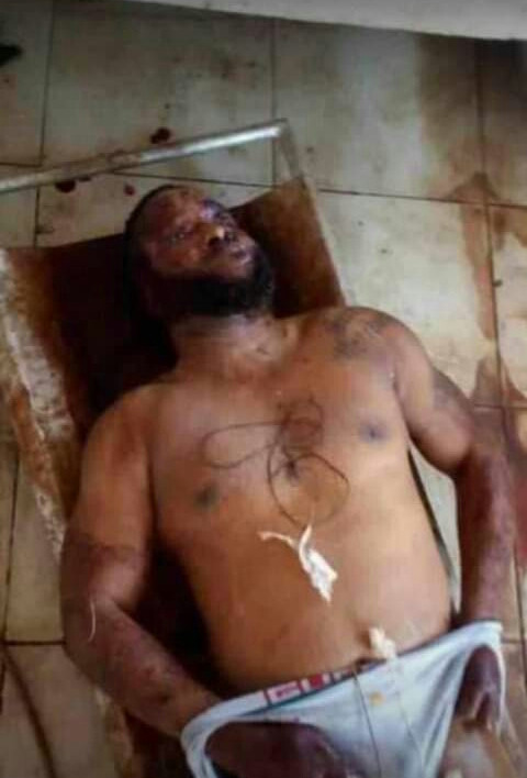 Suspected cultist shot dead by rival cult group in Ondo