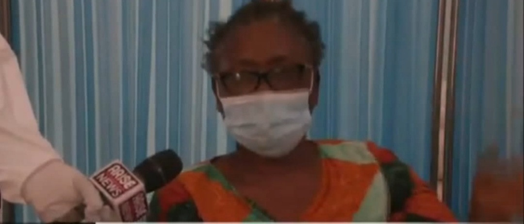 COVID19 patients in Abuja speak from their hospital beds, recount their experiences (video)