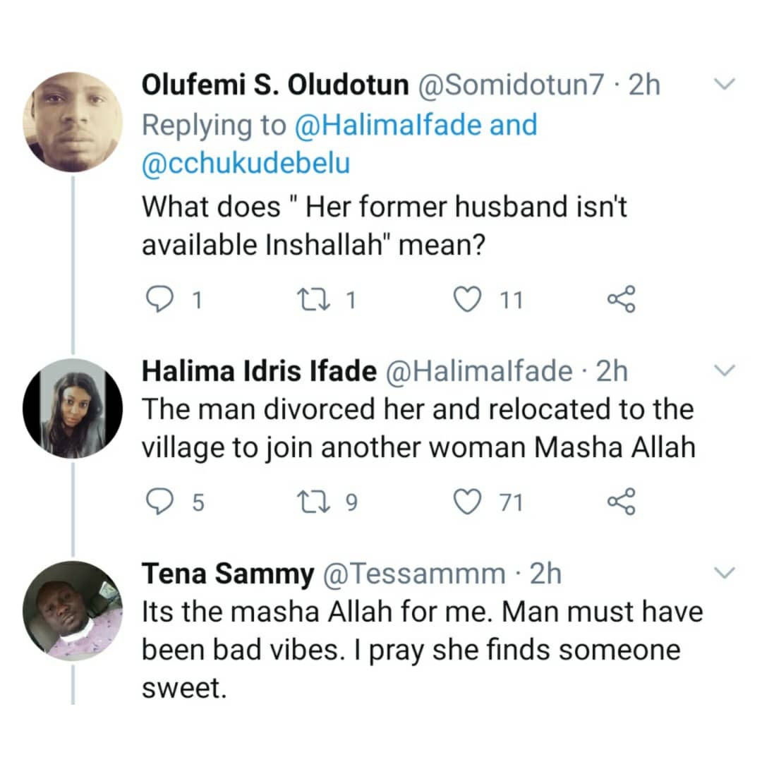 Twitter user begins search for a life partner for her mum