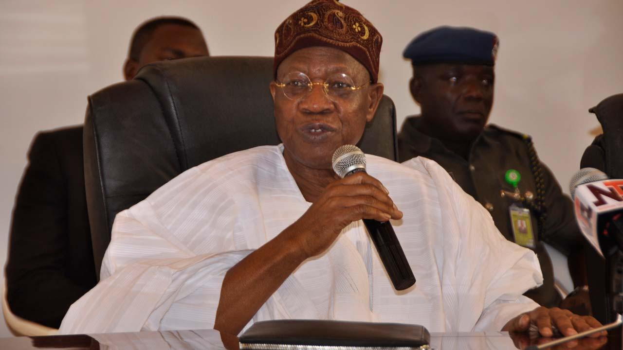 Nigeria has no plan of imposing fresh lockdown - Lai Mohammed