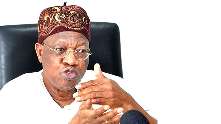 ICC, Amnesty International and other foreign organizations mostly rely on fake news, they are putting the security of Nigeria in jeopardy - Lai Mohammed