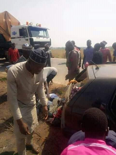 Nine including three children killed as bandits open fire on travellers along Kaduna highway