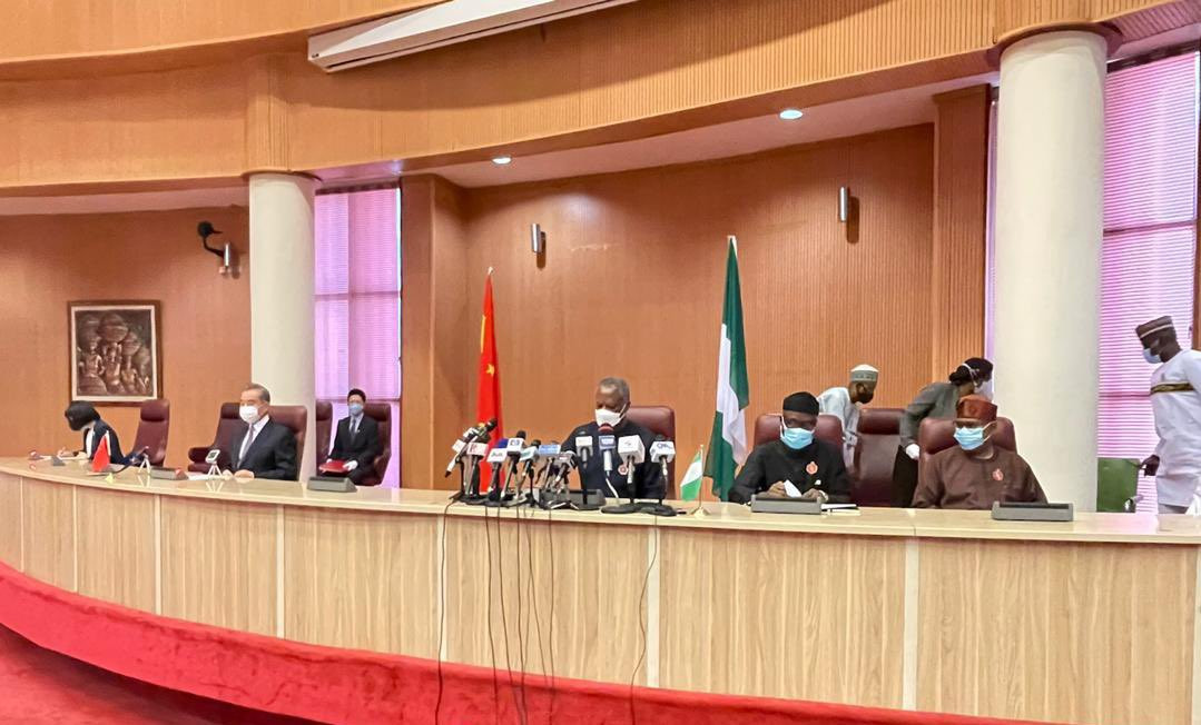 We are in talks with China for COVID19 vaccines - FG