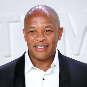 Dr. Dre suffers brain aneurysm, issues statement from hospital