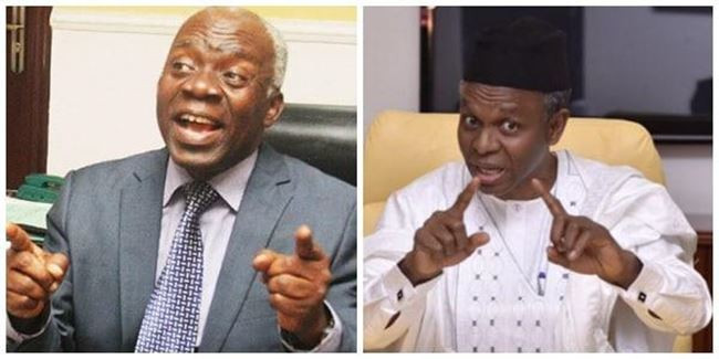 Sex Party: Kaduna Government violated a law Governor El-Rufai signed by demolishing Asher Kings and Queens Restaurant - Femi Falana