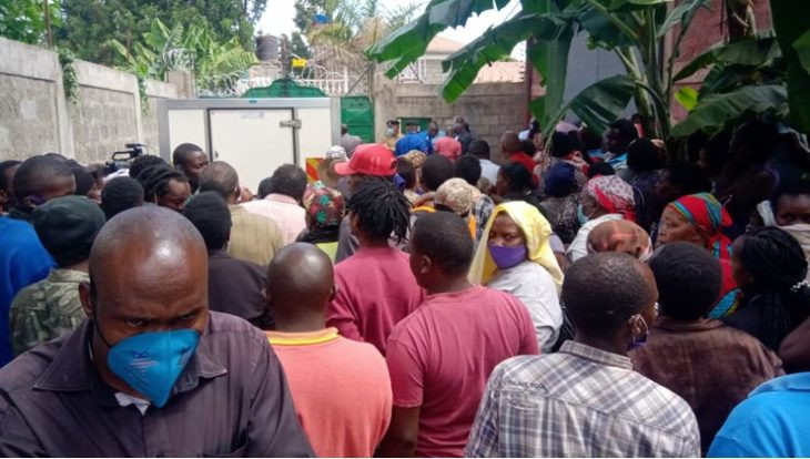 Five family members found brutally murdered in Kenya 10 days after husband returned from abroad for holidays