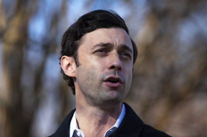 Democrats to take control of U.S. Senate as Dem. Jon Ossof proclaims victory in Georgia elections