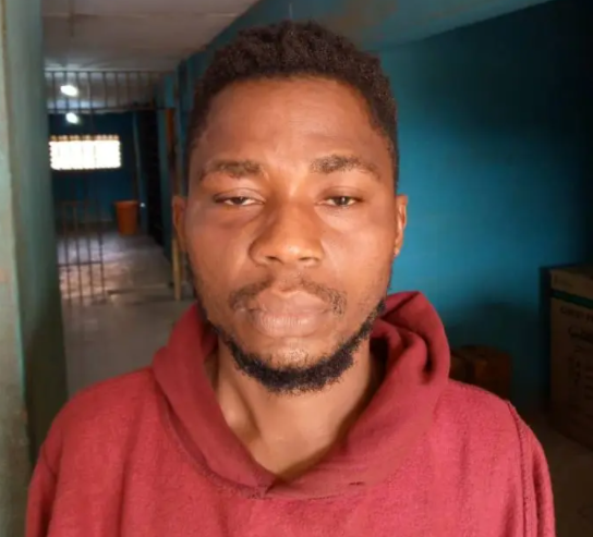 Prison inmate who escaped during jailbreak in Edo arrested in Ogun