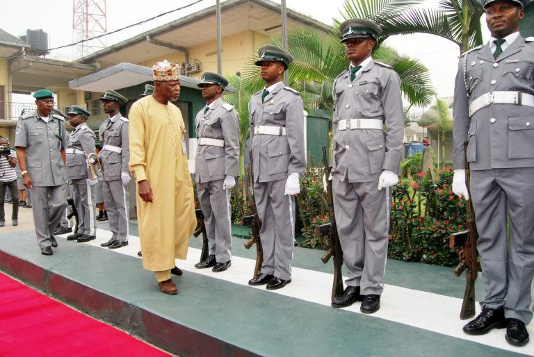 Nigeria Customs Service generated ?1.5 trillion in 2020